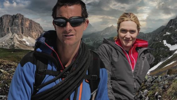 Running Wild with Bear Grylls | Kate Winslet