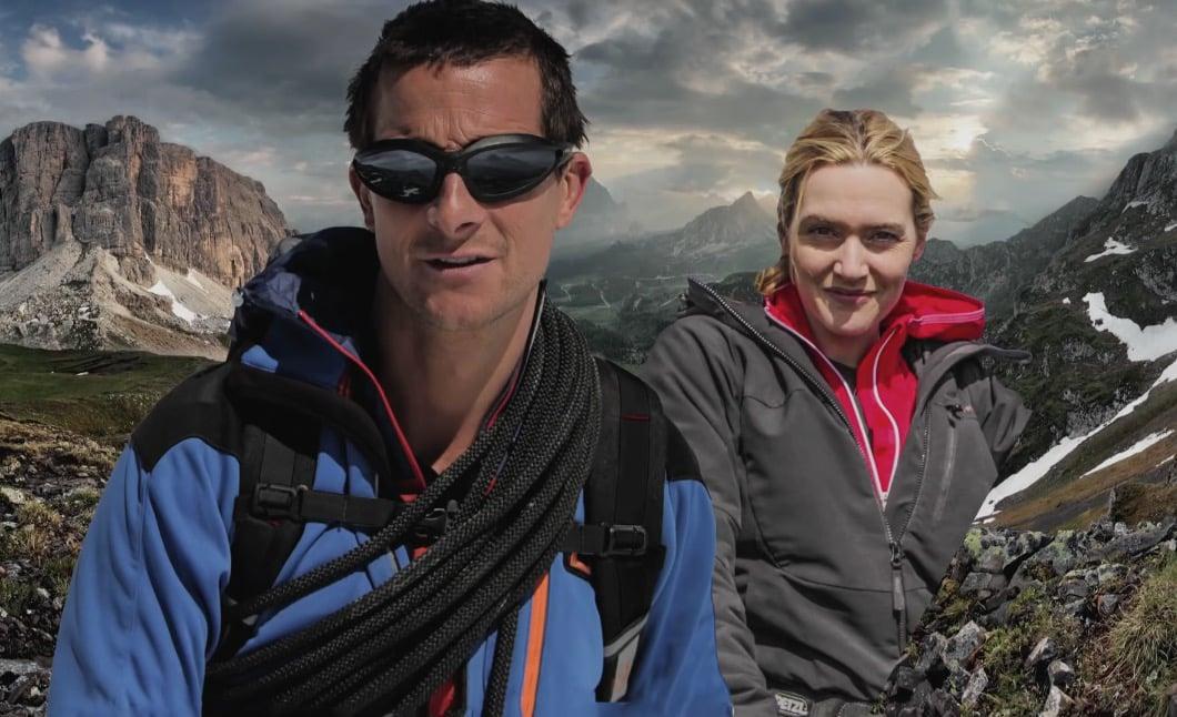 Running Wild with Bear Grylls | Kate Winslet