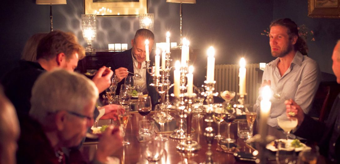 The Craftsmen's Dinner with Michel Roux
